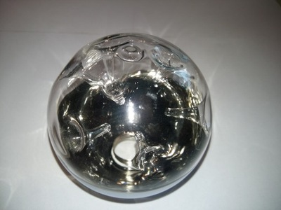 Абажур G9 шар стекло , стеклянный прозрачный супер !