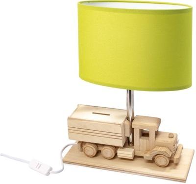Deti je stolová lampa - Truck/ PRASIATKO