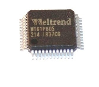 Weltrend WT61P805 + stabilizator zaprogramowane