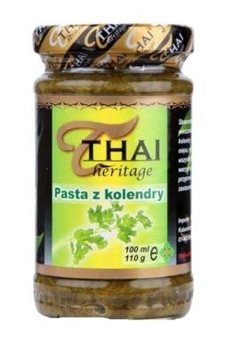 [PCH] паста с Кинзой Thai Heritage 110г +
