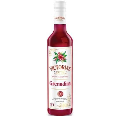 сироп ?????????? VICTORIA'S ??? напиткам ГРЕНАДИН