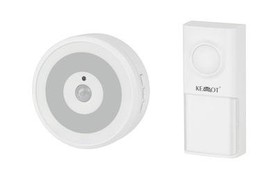 Bezdrôtový zvonček s ľahkou noc URZ3265
