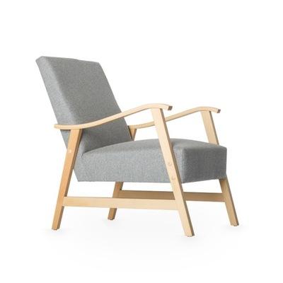 Ošetrovateľstvo stoličky mokom | sivá WoolChair