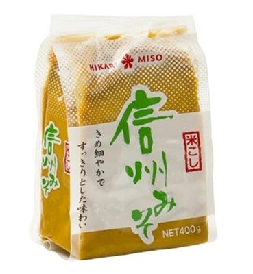 Японская светлая паста Мисо 400г