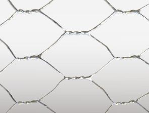 Сетка на вольеры hexagonalna оцинкованный 20x20mm 50 mb