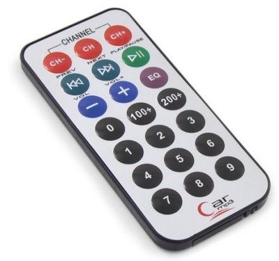 пульт IR 21 кнопки Универсальный mp3 car (4264)