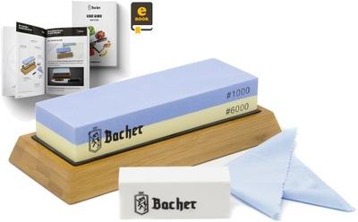 камень ??? заточки ножей оселок Bacher 1000 /6000