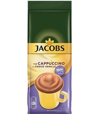 ДЖЕЙКОБС принято.Choco Vanille шоколадный с Милкой 500?