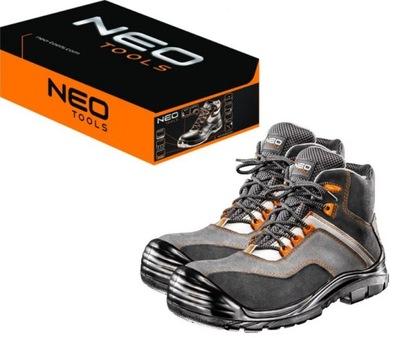 Neo 82-066 обувь ботинки рабочие S3 SRC разм. . 45