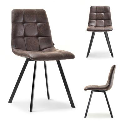 Krzesła do salonu Allegro.pl Krzesła nowoczesne i tanie
