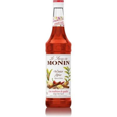 сироп Monin Согревающий - Winter Spice 700 мл