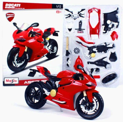 Мотоцикл Мотоцикл DUCATI PANIGALE ??? представления 1 :12