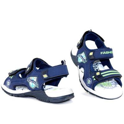 Sandały dla chłopca rozmiar 29 AIR ORIGINAL 7382506652
