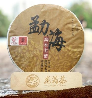 чай PuErh типа Шу - прямо из Китая диск 357 Г .