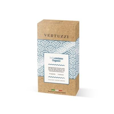 Vertuzzi Indonesiano Organic капсулы Nespresso 10