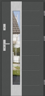 Энергосберегающие двери Внешние CAIMAN термо 90P