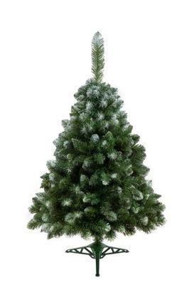 Vianočné stromčeky - Strom, umelé HORSKEJ BOROVICE, 120 CM na stánku