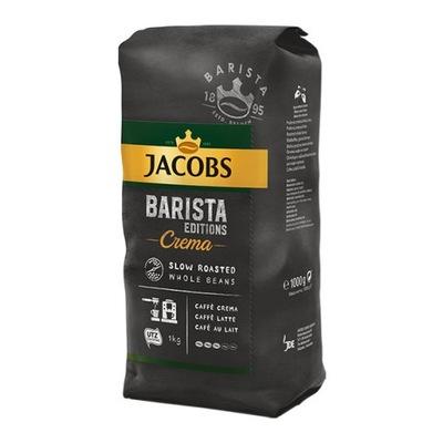 кофе в зернах ДЖЕЙКОБС Barista Editions Crema 1кг