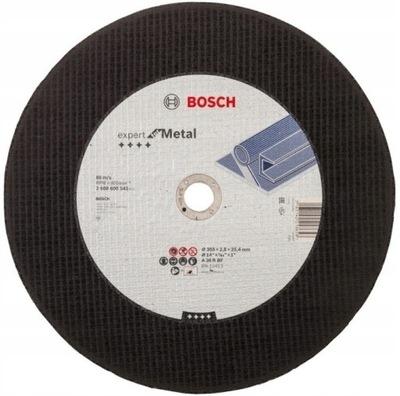 Bosch диск KORUNDOWA ??? МЕТАЛЛ 355 х 25 ,4 10шт.