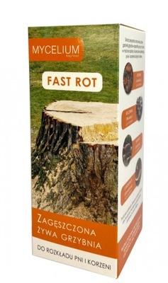 Фаст ROT мицелий ??? удаления пней и корней 250 мл