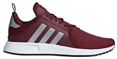 Adidas Buty m?skie X_PLR bordowe r. 42 23 (F34038)