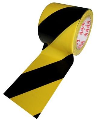 лента маркировочный модуль БЕЗОПАСНОСТИ Scapa2724 100 /33 желто-черная