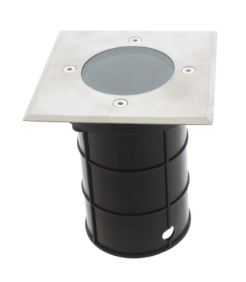 СВЕТИЛЬНИК встроенный свет для сада ЛАМПА LED GU10 230
