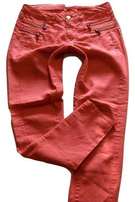 e55bb182 only / jeansy z haftem kwiatów 27 SLIM - 7545604851 - oficjalne ...