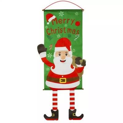 instagram рождественская Николай флаг знамя на двери