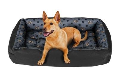 логово собака диван 95 X 75 ЛАПКИ водонепроницаемые