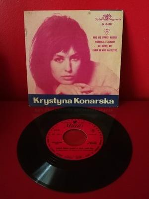 Krystyna Konarska płyta winyl PRL retro 1979 rok