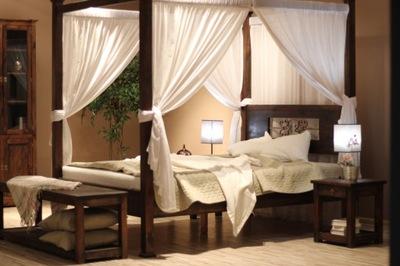 łóżko Z Baldachimem Allegropl Więcej Niż Aukcje