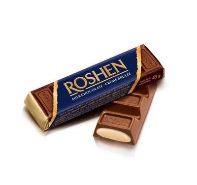 батон Крем-Брюле в Шоколаде 30шт Roshen