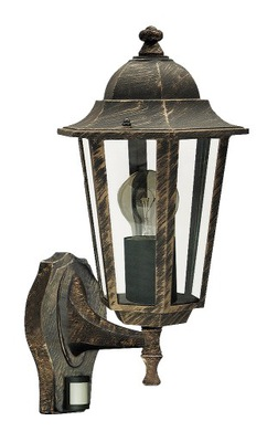 ZÁHRADA LAMPA SO SENZOROM RABALUX 8218 24 hodín