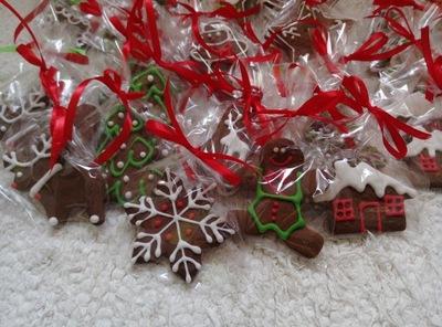 Пряники, пряники рождественские подарок 1 штук . PAK