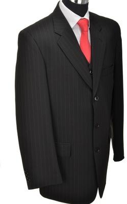 e93df86761366 GARNITUR (marynarka, kamizelka, spodnie) idealny - 7657009318 ...