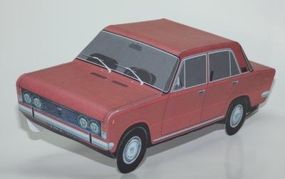 Модели для детей автомобиль из Пнр _FIAT 125p