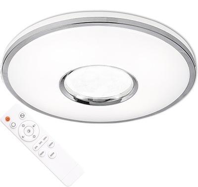 Потолочный светильник плафон LED LEON 24W 39см + пульт