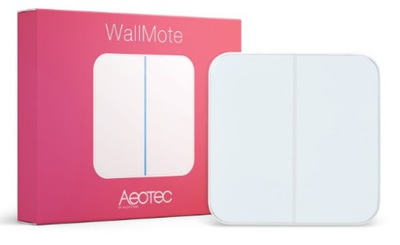 Двойной панель Instagram Z-WAVE AEOTEC WALLMOTE