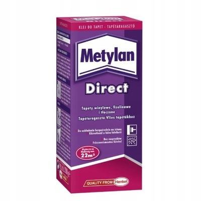 KLEJ DO TAPET FIZELINOWYCH METYLAN DIRECT- 200 gr