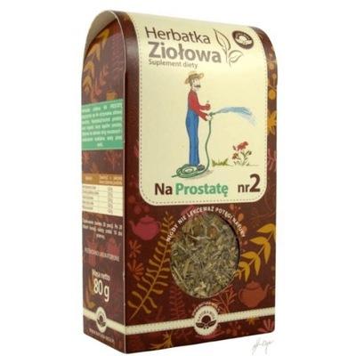 Чай Травяной НА ПРОСТАТУ № 2 Природа Приветствует 80г