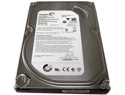 HDD DYSK SEAGATE ST3500312CS 500GB SATA 3.5''