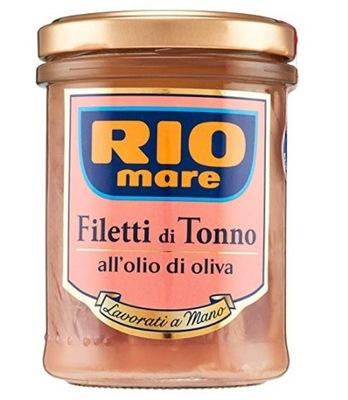 Рио МАРЕ Филе тунца в оливковом масле 180 Г
