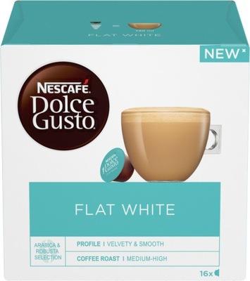 Nescafe Dolce Gusto Flat White кофе 16 капсул