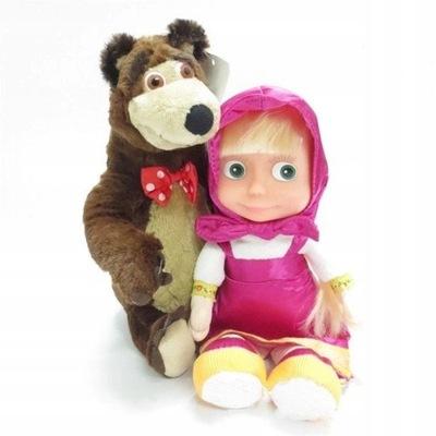 Bábika Máša a Medveď Veľký Súbor Talizman Hra