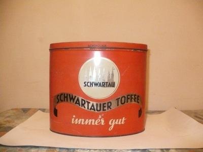 банка SCHWARTAUER TOFFE