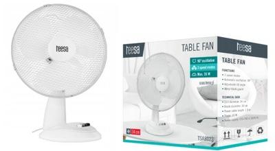 Вентилятор кухонный Teesa вентилятор 3 режимы 90 °