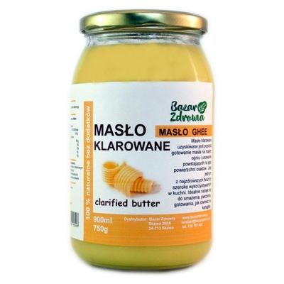 Топленое масло ТОПЛЕНОЕ масло натуральные 750 г 900ml +