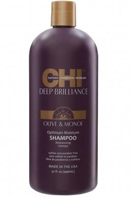 CHI Deep Brilliance szampon nawilżający 946 ml