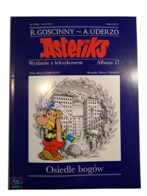 ASTERIKS - OSIEDLE BOGÓW 2000 r.